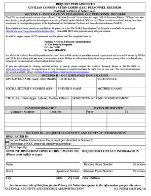 Ditch digger resume