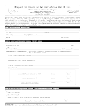 Editable film call sheet template fill print download law request for waiver for the instructional use of film pronofoot35fo Gallery
