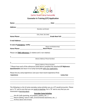 White Cap Credit Application - Fill Online, Printable ...
