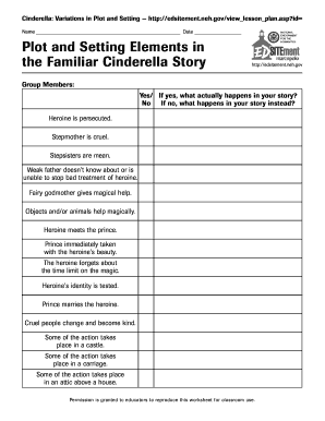 plot diagram worksheet with a story - Edit, Print, Fill Out