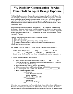 Printable va rating decision letter sample - Edit, Fill Out