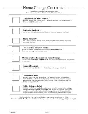 photograph relating to Name Change Checklist Printable named 20 Printable permission letter pattern toward act upon behalf