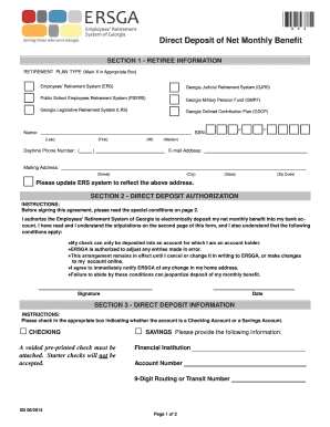 Ers Form - Fill Online, Printable, Fillable, Blank | PDFfiller