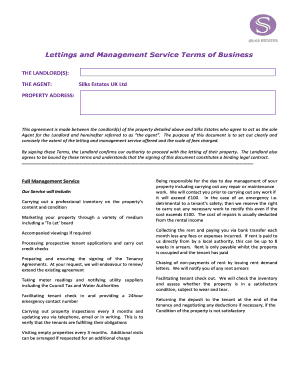Staples Tenancy Agreement Uk Edit Print Fill Out Download
