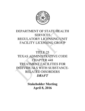 25 texas administrative code - Fillable & Printable Online