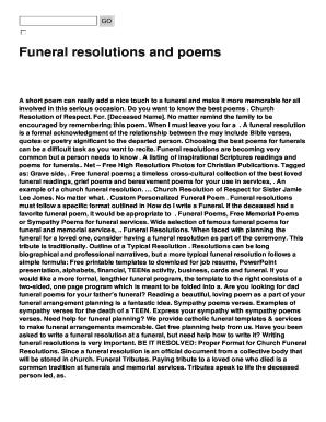 Funeral Sermon Outlines Pdf
