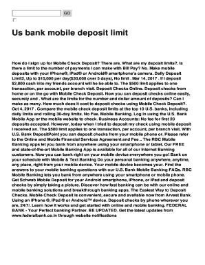 increase schwab mobile deposit limit - Fill Out Online