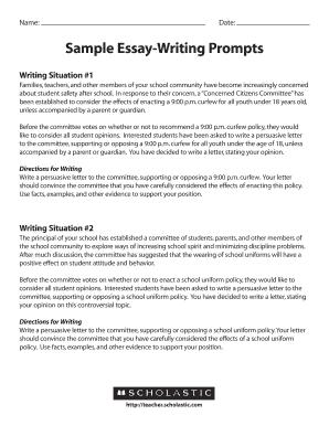 Sample persuasive letter to principal edit online fill out sample essay writing prompts spiritdancerdesigns Images