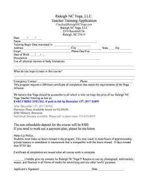 Editable Nc Llc Application Fill Out Print Forms Download In