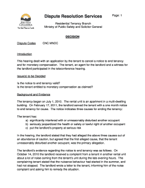 Fillable apology letter to landlord for noise complaint