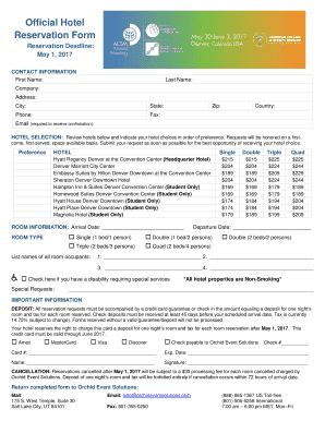 Hotel reservation confirmation email sample edit fill print official hotel pronofoot35fo Choice Image