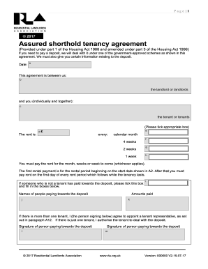 free tenancy agreement download