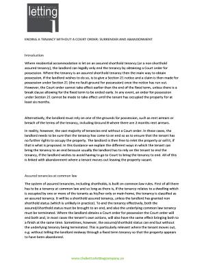 Assured Shorthold Tenancy Agreement Template Free Download Edit