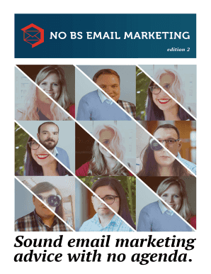 NO BS EMAIL MARKETING