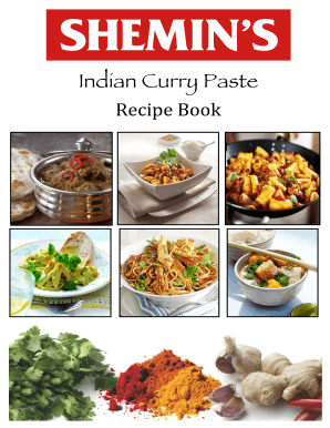 Printable indian chicken recipe book pdf edit fill out indian chicken recipe book pdf indian curry paste forumfinder Choice Image