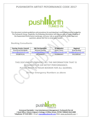 sample band gig contract - Fillable & Printable Online Forms