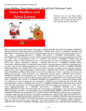 Free letter to santa template edit print fill out download free letter to santa template spiritdancerdesigns Gallery
