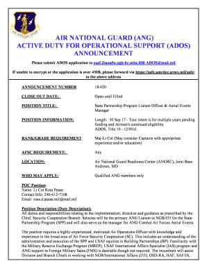 fillable online mil safe fax email print pdffiller