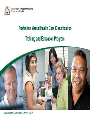 Fillable mental health care plan template download - Edit ...