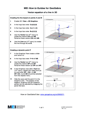 geogebra 3d free download - Editable, Fillable & Printable Online