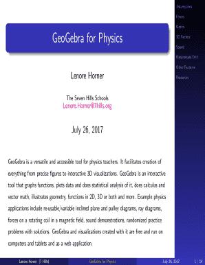 geogebra 3d free download - Editable, Fillable & Printable