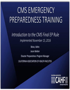 emergency preparedness powerpoint template - Fill Out Online