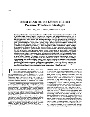 blood pressure by age calculator - Edit, Fill, Print