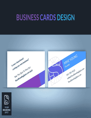 Free business card design to download in word pdf editable free business card design reheart Images