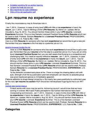 invitation wording for co worker leaving - Entry Level Nursing Resume