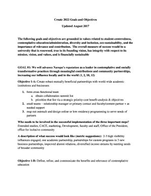 objectives and mission of front office department - Fill Out Online