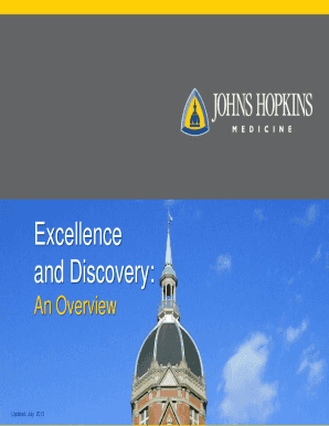 johns hopkins community physicians medical records - Fillable