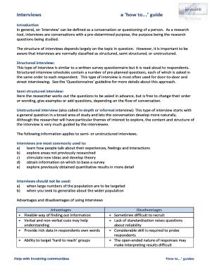 job interview conversation dialogue pdf - Fillable ...