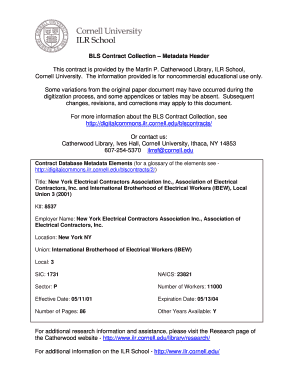 Fillable Online Title New York Electrical Contractors Association Inc Fax Email Print Pdffiller