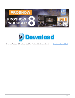 download proshow producer 5 free