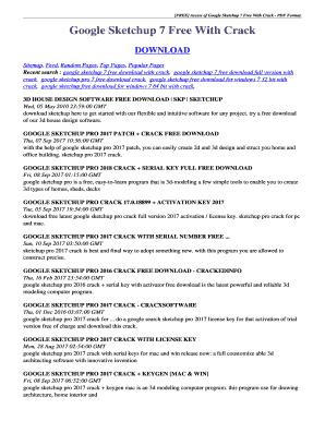 Editable lumion 7 pro free download - Fillable & Printable