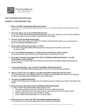 Fillable cibc login - Edit, Print & Download Form Templates