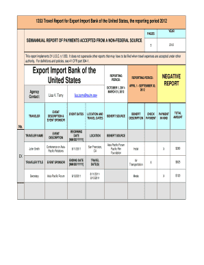 export import bank definition - Fillable & Printable Top Forms to