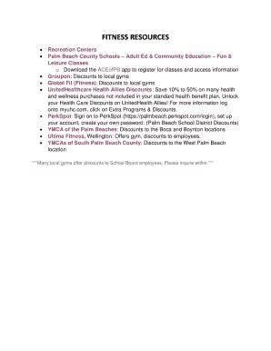 Editable koch perkspot - Fill, Print & Download Forms in