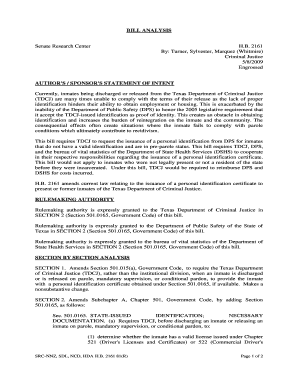 Printable tdcj inmate parole status - Fill Out & Download Online