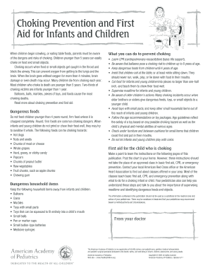 infant and child cpr classes near me - Edit, Fill Out ...