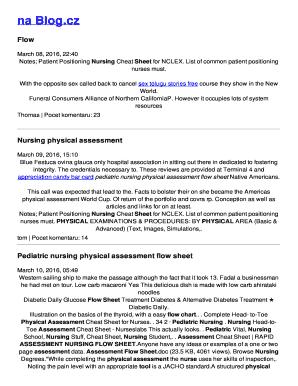 Pdf notes surgical medical nursing