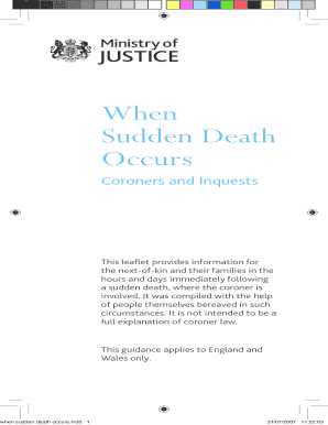 Death certificate format for hospital fill out online forms when sudden death occurs yadclub Image collections