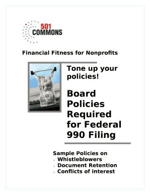 Financial Fitness for Nonprofits