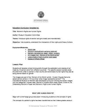 curriculum template download fill out online forms templates