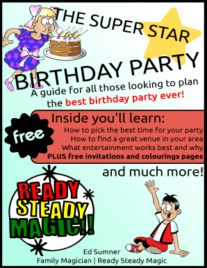 10 Year Old Birthday Invitations Printables