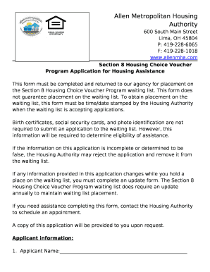 About Us - Allen County Metropolitan Housing Authority Doc