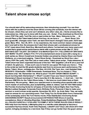 Wedding Emcee Script Funny