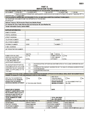 Birth certificate affidavit format for tcs edit fill out you are hereby invited to bid for requirements of the national department of health yadclub Images