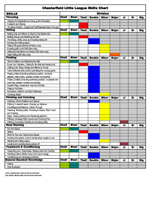 Baseball position chart little league printable form templates baseball position chart little league pronofoot35fo Choice Image