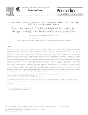 ethical dilemmas in business case studies - Edit, Fill Out, Print